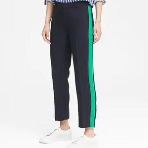 Banana Republic | NWT Avery Ankle Striped Pants 8